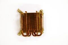 Dissipatore di calore Fotografie Stock