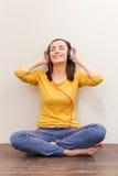 Dissolving in lovely music. Stock Photos