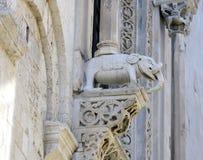 Dissuader voor duiven Royalty-vrije Stock Afbeelding