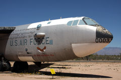 Dissused Bomber Aircraft Stock Image