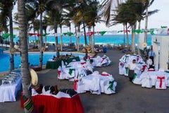 Distanation bröllop Royaltyfri Foto