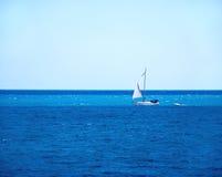 Distance de mer Image stock
