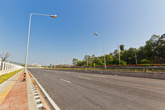 Highway Road Stock Photography