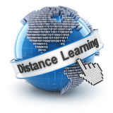 Distance learning Stock Photos
