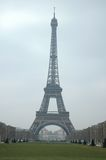 Distant Tower. Eiffel Tower royalty free stock images