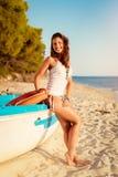 Distensione di estate immagini stock libere da diritti
