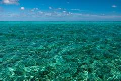 Distesa dell'acqua Fotografie Stock Libere da Diritti