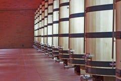 Distilleerderij stock foto