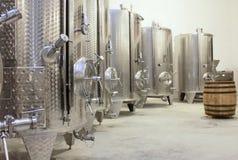 Distilleerderij royalty-vrije stock foto's
