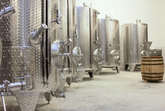 Distilleria Fotografie Stock Libere da Diritti