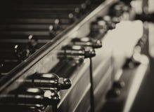Distilleria classica del whiskey fotografie stock