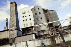 Distilleria del rum immagine stock