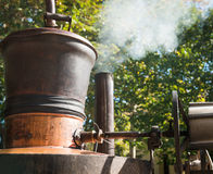 Distilleria del whiskey immagini stock