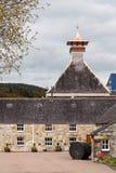 Distilleria del whiskey fotografie stock libere da diritti