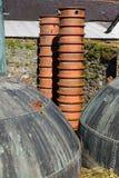 Distilleria del whiskey, Kilbeggan, Irlanda immagine stock libera da diritti