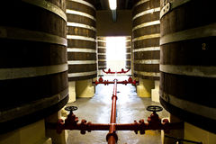 Distilleria del whisky fotografia stock