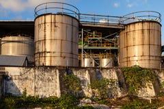 Distilleria dell'isola fotografie stock