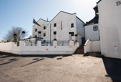 Distilleria di Bowmore immagini stock