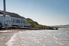 Distilleria di Bowmore Fotografia Stock