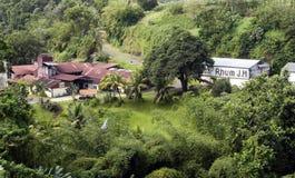 Distilleria di m. in Macouba alla Martinica immagine stock