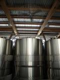 Distilleria di vino Fotografie Stock