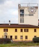 Distilleria, grappa ed alcoolici di Deta dal 1926 Immagini Stock Libere da Diritti