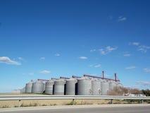 Distilleria a Jerez, Andalusia, Spagna immagini stock