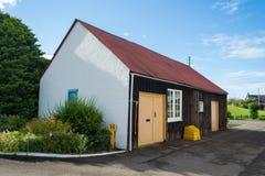 Distilleria scozzese fotografie stock