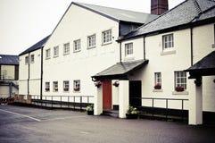 Distilleria scozzese del whiskey immagine stock libera da diritti