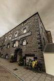 Distilleria scozzese di Oban in Scozia fotografia stock