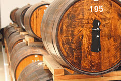 Distilleria sull'isola di Miguel del sao, Azzorre Fotografia Stock