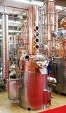 Distillerie photographie stock libre de droits