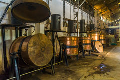 distillerie Photographie stock