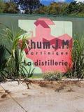 Distillerie fotografie stock