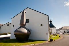 Distillerie d'Ardbeg Image libre de droits