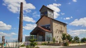 Distillerie de Frémainville de Ancienne Fotos de archivo
