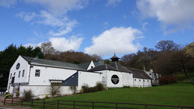Distillerie de Glengoyne Photographie stock libre de droits