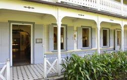 Distillerie pittoresque de St James Martinique Photos stock