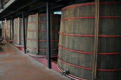 Distilleries Calisay-Arenys de Mar Stock Image