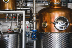 Distillery Royalty Free Stock Image