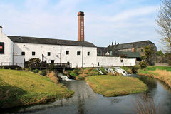 Distillery At Kilbeggan Royalty Free Stock Photos