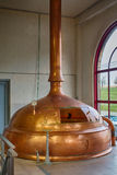 Distillery tanks brewery Stock Photography