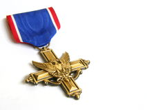 Distinguished medal Royalty Free Stock Image