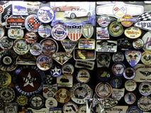 Distintivi della corvetta Immagine Stock Libera da Diritti