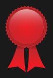 Distintivo del premio Fotografia Stock