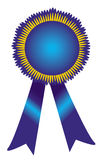 Distintivo del vincitore Immagine Stock Libera da Diritti
