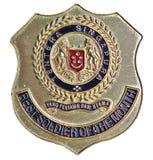 Distintivo della ricompensa Fotografie Stock