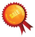 Distintivo di vendita Fotografia Stock Libera da Diritti