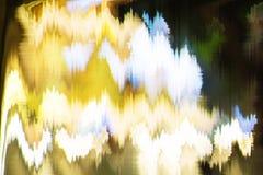 Distorsión abstracta digital de las interferencias de la textura del fondo de la pantalla Fotografía de archivo libre de regalías