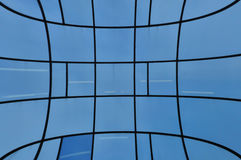 Free Distorted Glass Facade Royalty Free Stock Photography - 28079397